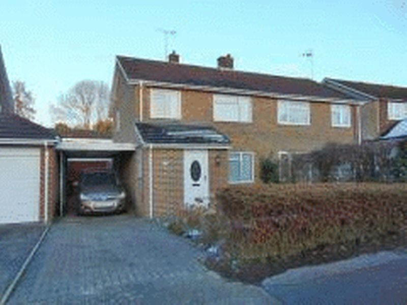 Brambletye Road, Crawley